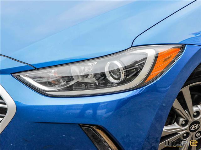 2017 Hyundai Elantra GL (Stk: Y1 2559) in Toronto - Image 9 of 24