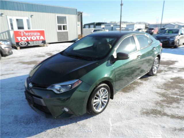 2015 Toyota Corolla LE (Stk: 190541) in Brandon - Image 2 of 19