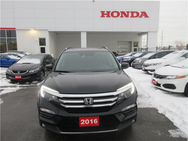 2016 Honda Pilot Touring (Stk: VA3272) in Ottawa - Image 2 of 11