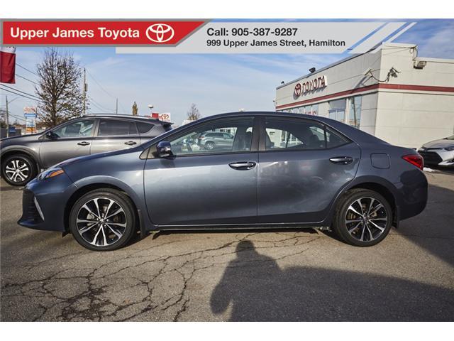 2017 Toyota Corolla SE (Stk: 75157) in Hamilton - Image 2 of 17