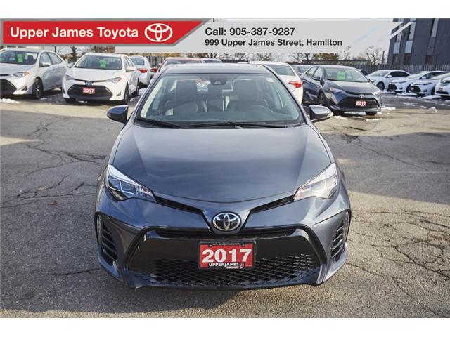 2017 Toyota Corolla SE (Stk: 75157) in Hamilton - Image 3 of 17