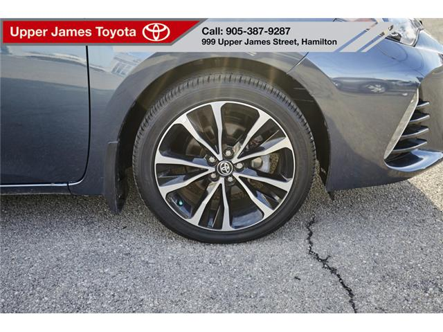 2017 Toyota Corolla SE (Stk: 75157) in Hamilton - Image 4 of 17