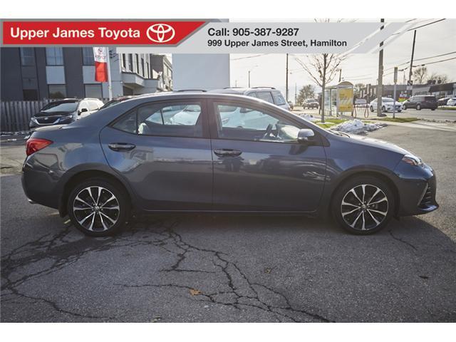 2017 Toyota Corolla SE (Stk: 75157) in Hamilton - Image 5 of 17