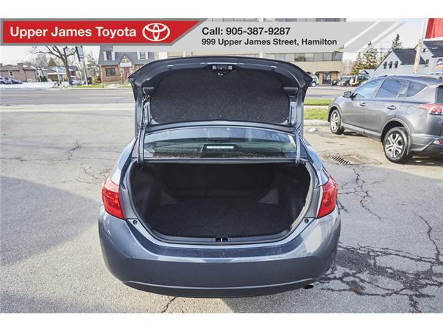 2017 Toyota Corolla SE (Stk: 75157) in Hamilton - Image 7 of 17