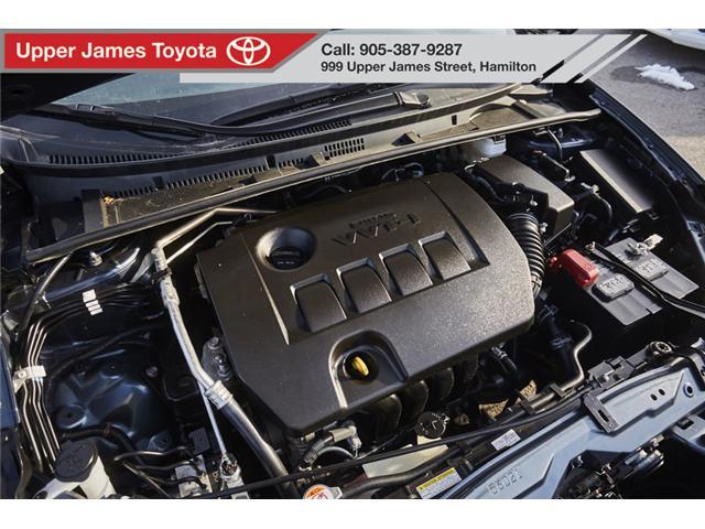 2017 Toyota Corolla SE (Stk: 75157) in Hamilton - Image 8 of 17