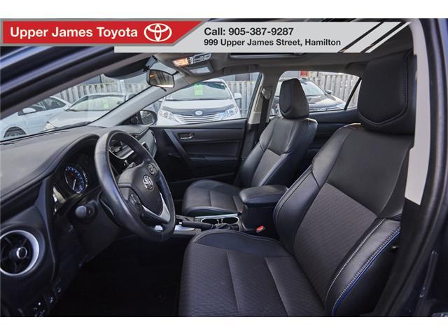 2017 Toyota Corolla SE (Stk: 75157) in Hamilton - Image 9 of 17