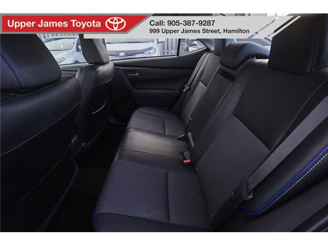 2017 Toyota Corolla SE (Stk: 75157) in Hamilton - Image 10 of 17