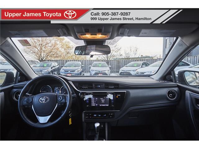 2017 Toyota Corolla SE (Stk: 75157) in Hamilton - Image 11 of 17