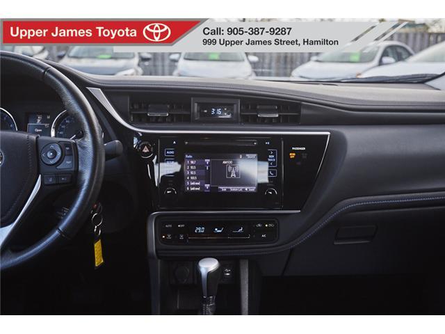 2017 Toyota Corolla SE (Stk: 75157) in Hamilton - Image 12 of 17