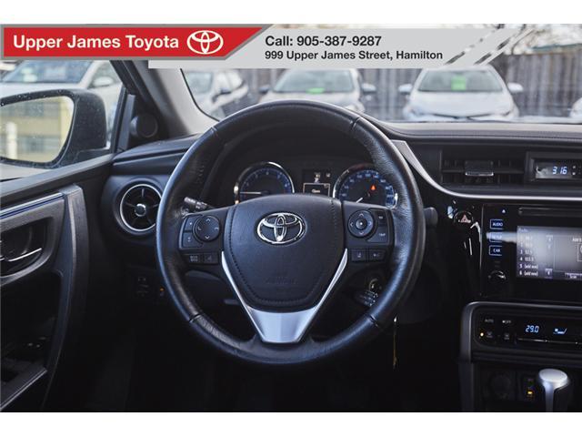 2017 Toyota Corolla SE (Stk: 75157) in Hamilton - Image 13 of 17