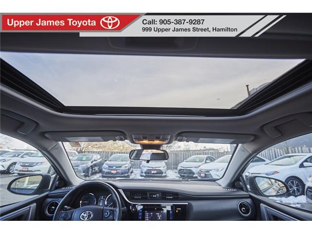 2017 Toyota Corolla SE (Stk: 75157) in Hamilton - Image 14 of 17