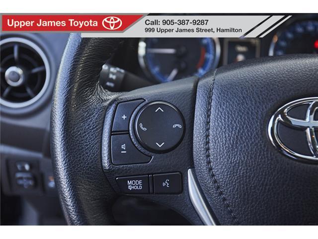 2017 Toyota Corolla SE (Stk: 75157) in Hamilton - Image 15 of 17