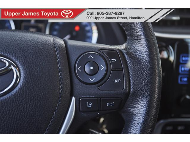 2017 Toyota Corolla SE (Stk: 75157) in Hamilton - Image 16 of 17