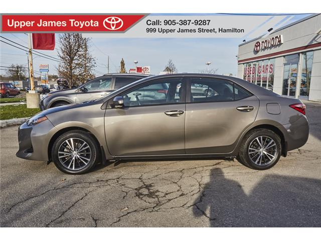2017 Toyota Corolla LE (Stk: 75309) in Hamilton - Image 2 of 17