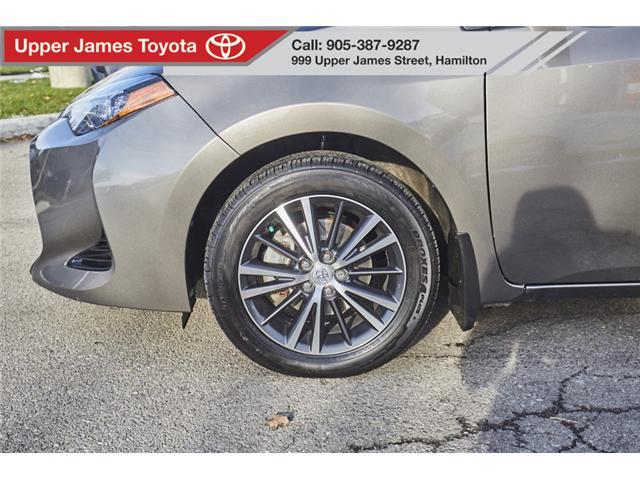 2017 Toyota Corolla LE (Stk: 75309) in Hamilton - Image 3 of 17