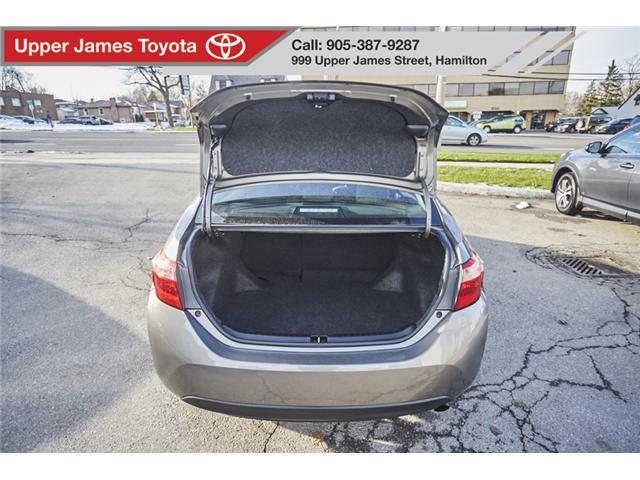 2017 Toyota Corolla LE (Stk: 75309) in Hamilton - Image 7 of 17