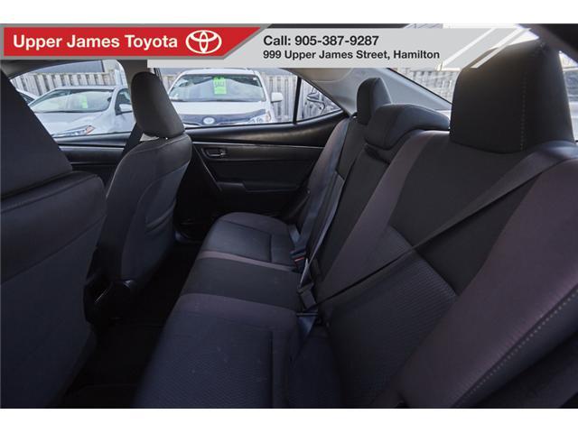 2017 Toyota Corolla LE (Stk: 75309) in Hamilton - Image 10 of 17