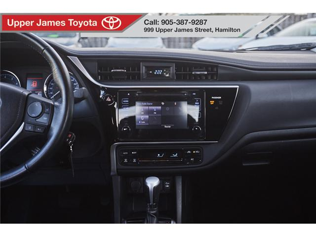 2017 Toyota Corolla LE (Stk: 75309) in Hamilton - Image 12 of 17