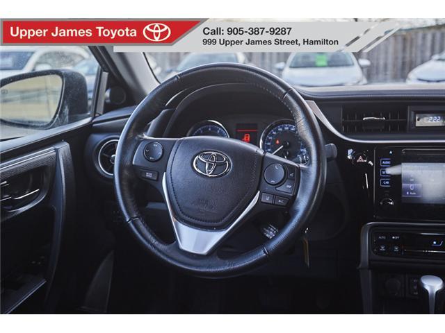 2017 Toyota Corolla LE (Stk: 75309) in Hamilton - Image 13 of 17