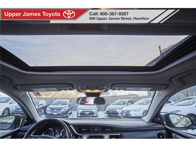 2017 Toyota Corolla LE (Stk: 75309) in Hamilton - Image 14 of 17