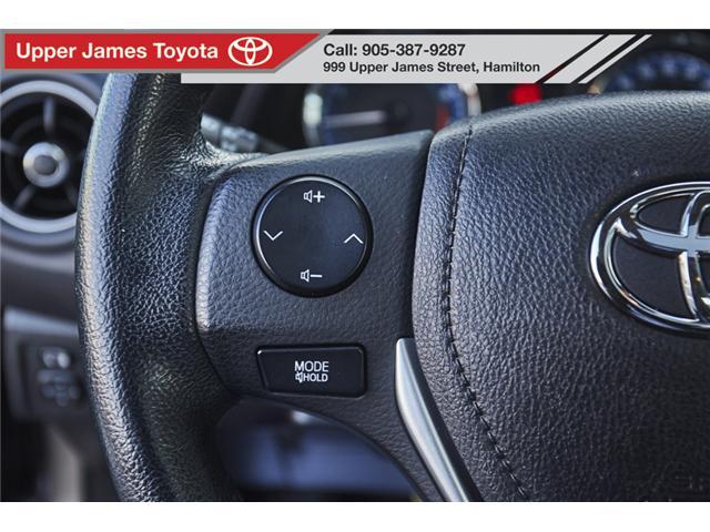 2017 Toyota Corolla LE (Stk: 75309) in Hamilton - Image 15 of 17