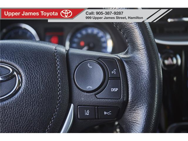 2017 Toyota Corolla LE (Stk: 75309) in Hamilton - Image 16 of 17