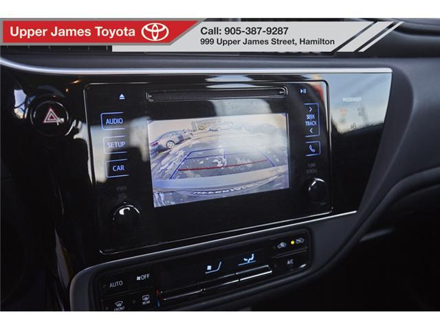 2017 Toyota Corolla LE (Stk: 75309) in Hamilton - Image 17 of 17