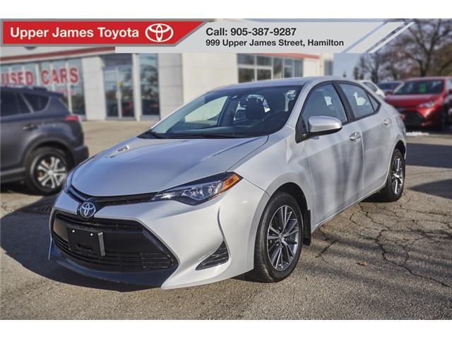 2017 Toyota Corolla LE (Stk: 75313) in Hamilton - Image 1 of 17