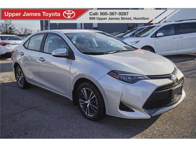 2017 Toyota Corolla LE (Stk: 75313) in Hamilton - Image 4 of 17