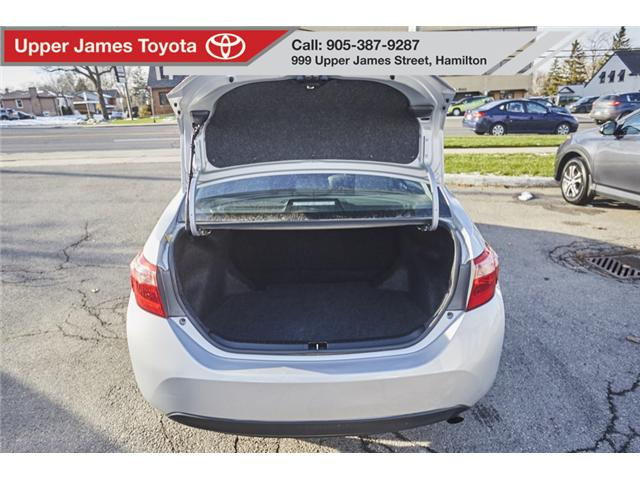 2017 Toyota Corolla LE (Stk: 75313) in Hamilton - Image 7 of 17