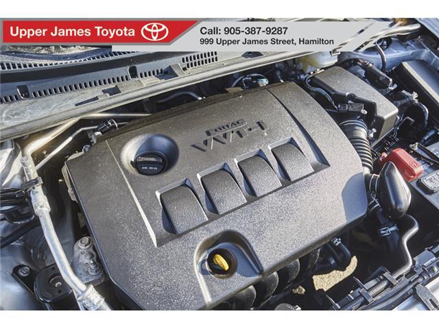 2017 Toyota Corolla LE (Stk: 75313) in Hamilton - Image 8 of 17