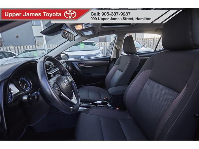 2017 Toyota Corolla LE (Stk: 75313) in Hamilton - Image 9 of 17