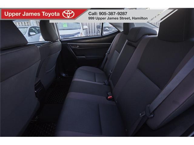 2017 Toyota Corolla LE (Stk: 75313) in Hamilton - Image 10 of 17