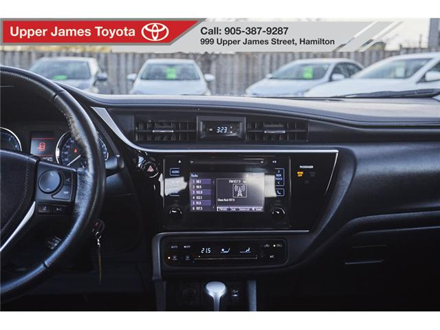 2017 Toyota Corolla LE (Stk: 75313) in Hamilton - Image 12 of 17