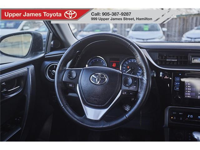 2017 Toyota Corolla LE (Stk: 75313) in Hamilton - Image 13 of 17