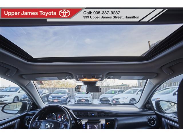 2017 Toyota Corolla LE (Stk: 75313) in Hamilton - Image 14 of 17