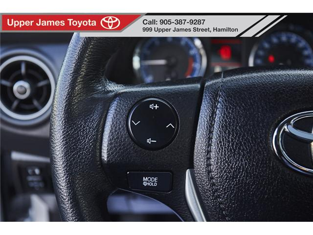 2017 Toyota Corolla LE (Stk: 75313) in Hamilton - Image 15 of 17