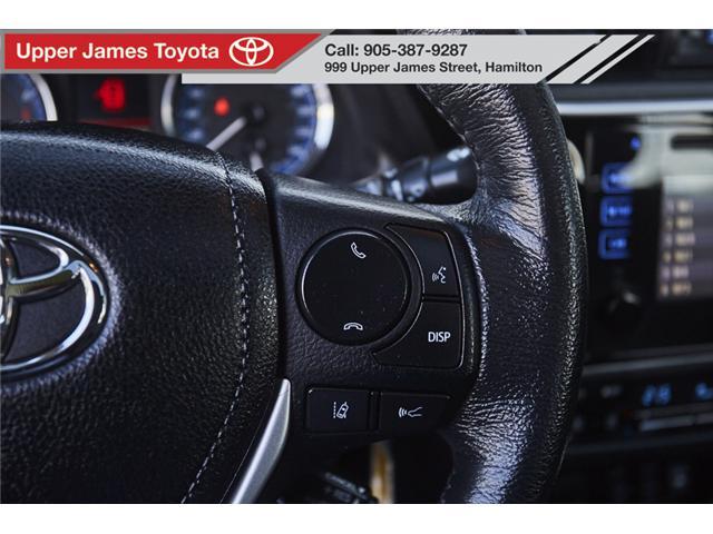 2017 Toyota Corolla LE (Stk: 75313) in Hamilton - Image 16 of 17