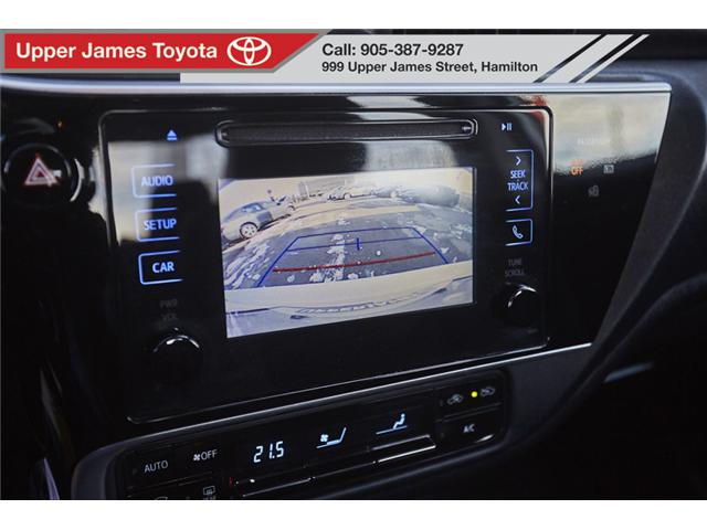 2017 Toyota Corolla LE (Stk: 75313) in Hamilton - Image 17 of 17