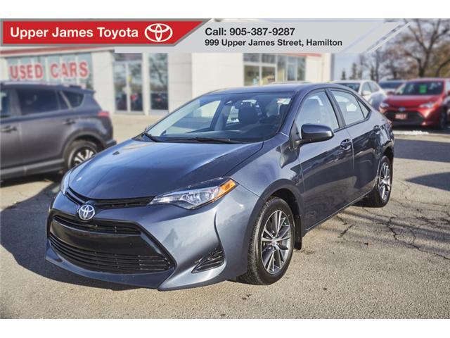 2017 Toyota Corolla LE (Stk: 75515) in Hamilton - Image 1 of 17