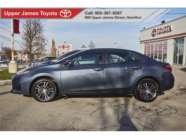 2017 Toyota Corolla LE (Stk: 75515) in Hamilton - Image 2 of 17