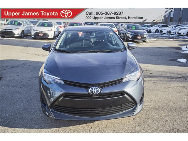 2017 Toyota Corolla LE (Stk: 75515) in Hamilton - Image 4 of 17