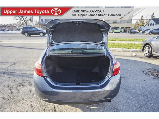 2017 Toyota Corolla LE (Stk: 75515) in Hamilton - Image 7 of 17