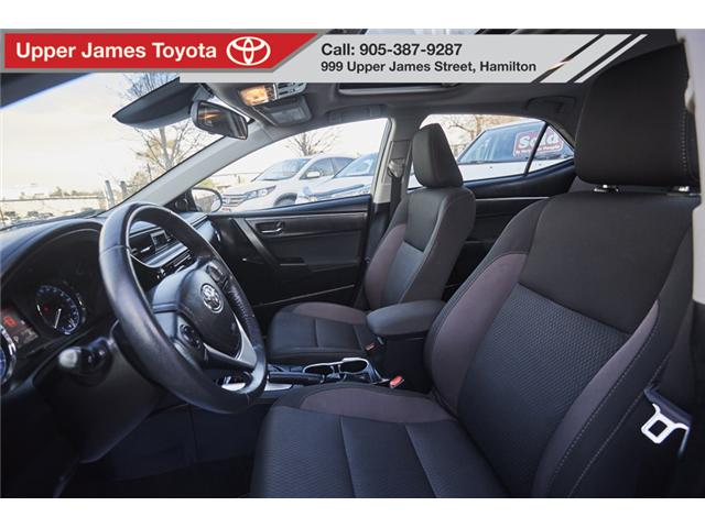 2017 Toyota Corolla LE (Stk: 75515) in Hamilton - Image 9 of 17