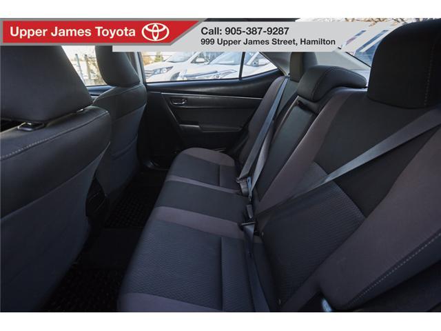 2017 Toyota Corolla LE (Stk: 75515) in Hamilton - Image 10 of 17