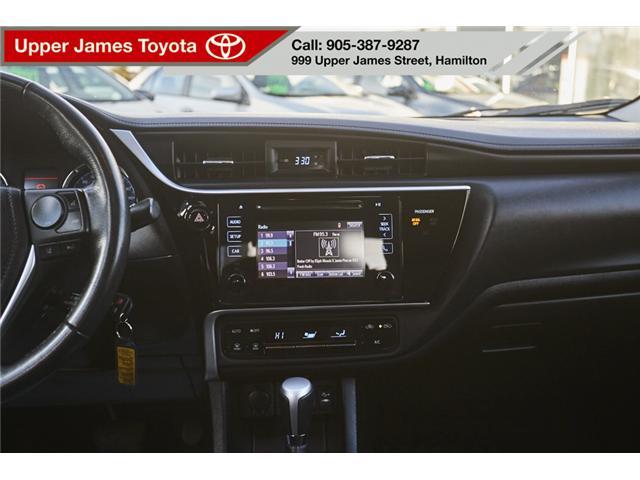 2017 Toyota Corolla LE (Stk: 75515) in Hamilton - Image 12 of 17