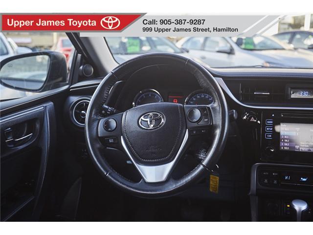 2017 Toyota Corolla LE (Stk: 75515) in Hamilton - Image 13 of 17