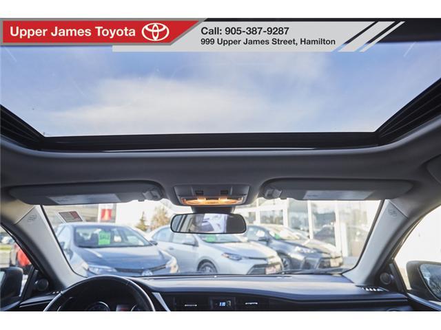 2017 Toyota Corolla LE (Stk: 75515) in Hamilton - Image 14 of 17