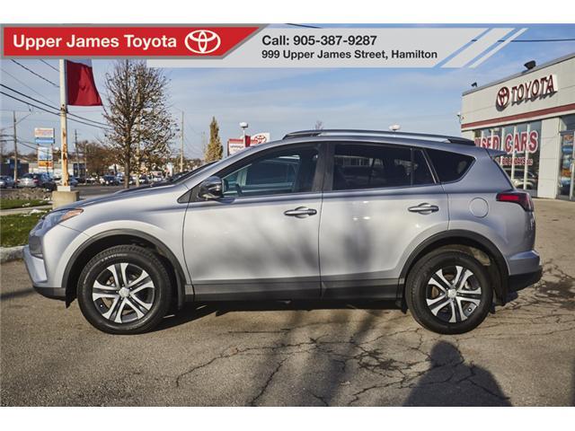 2017 Toyota RAV4 LE (Stk: 75420) in Hamilton - Image 2 of 16