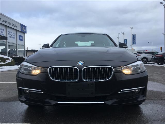 2015 BMW 320i xDrive (Stk: 15-51800) in Brampton - Image 2 of 25